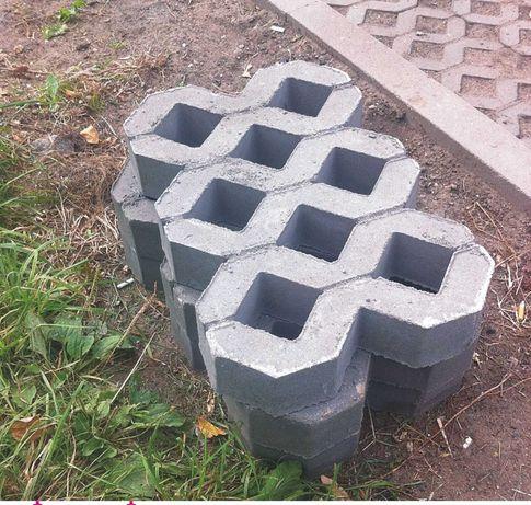 бетонни ПАРКИНГ елементи --БОРДЮРИ --Улеи --Решетки.. ПРОИЗВЕЖДАМ
