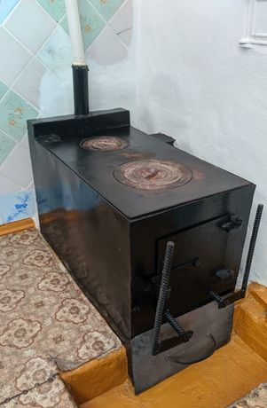 ПРОДАМ печь, почти новую!