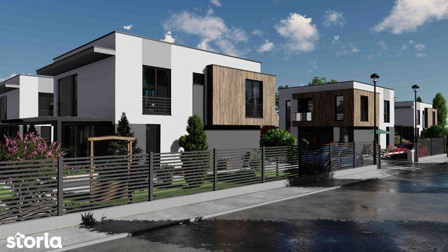 Vila Aigle-Complex Rezidential Premium Balotesti Centru