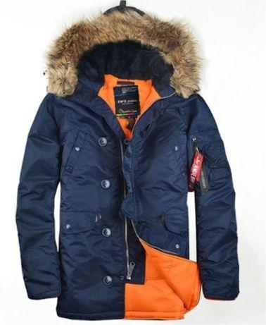 Зимняя куртка. Классическая Aляска