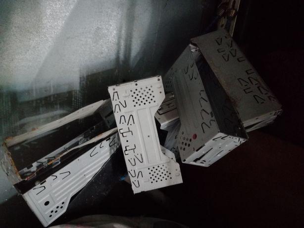 Sanie rama metalica radio cd Sony JVC