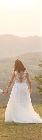 Rochie Mireasa Montreal Bride colecția 2019
