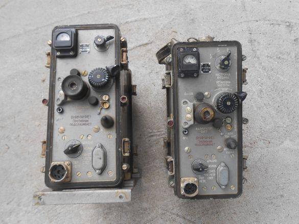 Радиостанция Р-105 м / СССР-военна-армейска /