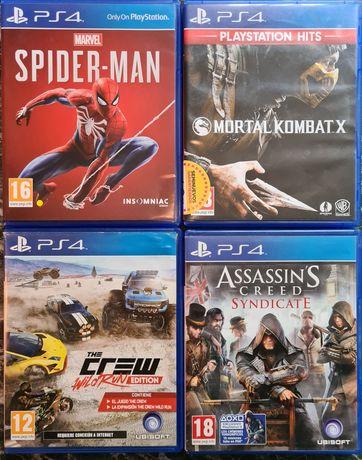 Jocuri PS4 / PS4 PRO