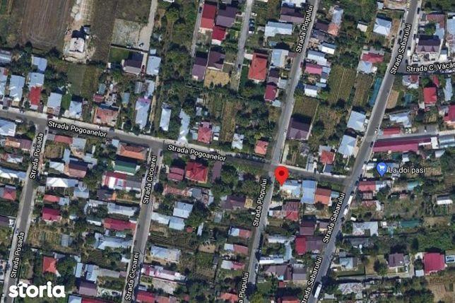 Teren intravilan 410mp - Popesti Leordeni - strada Plopilor