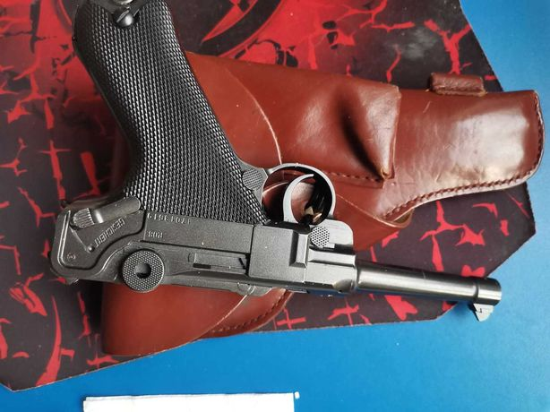 Pistol airsoft LUGER