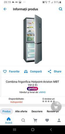 Combină frigorifica Ariston