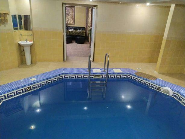 Сауна, семейная баня