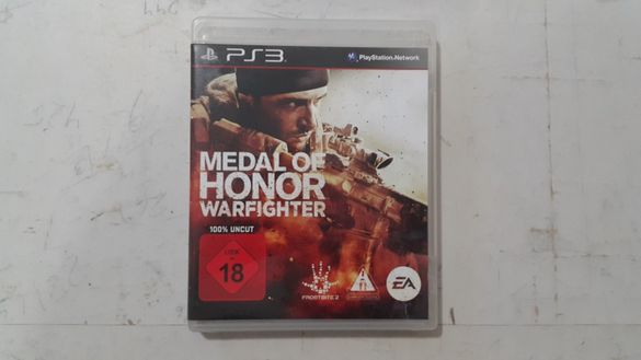 Medal of Honor Warfighter за PlayStation 3 PS3