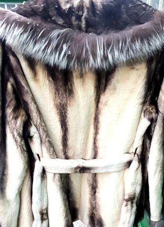 Женская шуба мех натуральный