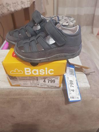 Сандали, обувь для мальчика новая