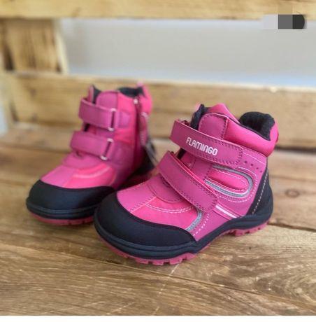 Обувь для девочек Фламинго 26 р