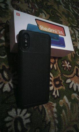 Продам Redmi 9A пользовался 3месяца как новый