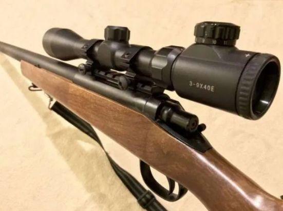 ARMA MODIFICATA! Sniper Airsoft Pusca VSR Cu Bile Arc Carabina+Luneta