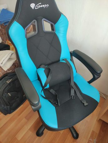 Vand scaun gaming NATEC Genesis Nitro 330 Blue