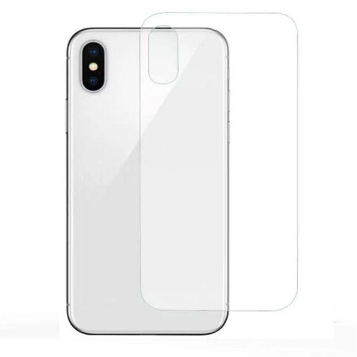 Folie Protectie Spate iPhone X,XS,Silicon Hydro gel Montaj Gratuit