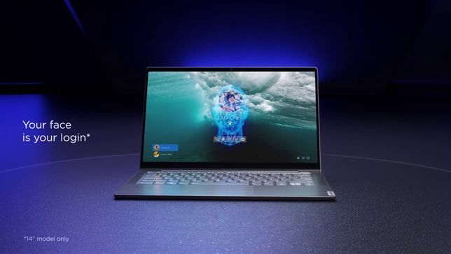Ультрабук Lenovo Yoga S740 Core i5 -10GEN / 8GB / 512GB Гарантия 1 год