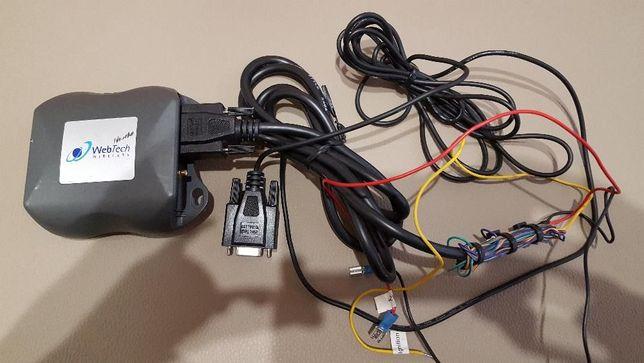 Monitorizare prin GPS pentru Flote Auto GPS Tracking WebTech 5000G