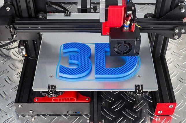 Ofer servicii de imprimare 3D