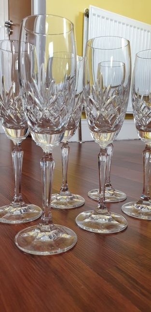 Schott Zwiesel CHANTILLY Champagne  Cristal glasses flutes
