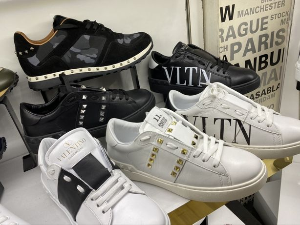 Adidasi Valentino piele naturala TOP diferite modele