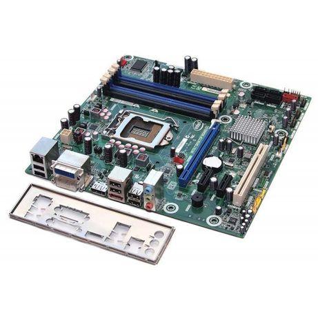 Placa de baza Intel DQ57TM LGA1156 4x DDR3 PCI-Express x16 DVI