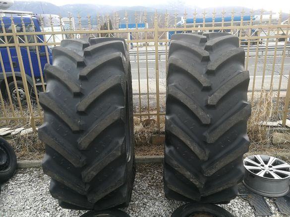 2 Нови агро гуми R30 620/75 BKT AGRI MAX TERIS 168 A8/B