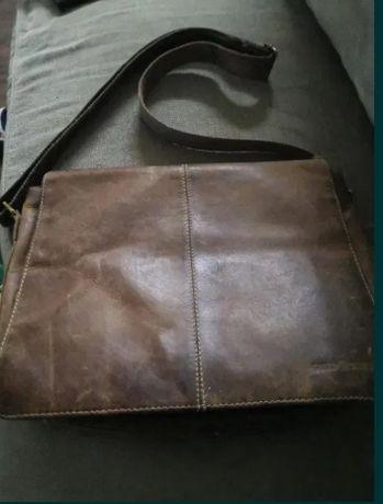 geanta umar sold piele 100% vintage