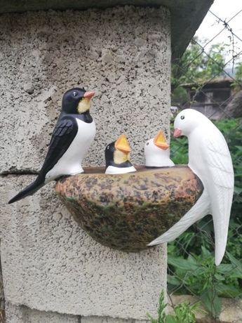 Градински керамични фигури