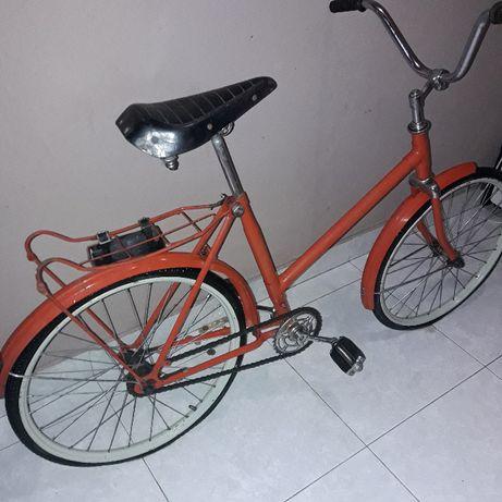 ретро велосипед школник