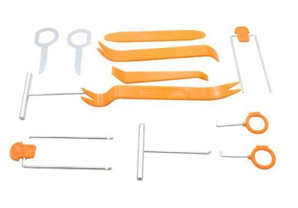 12 части инструменти за интериор на МПС