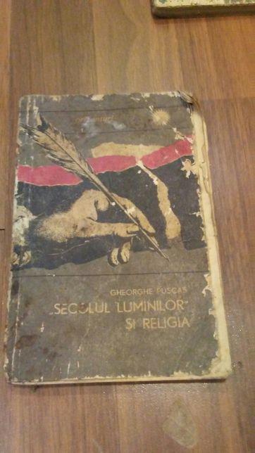 Secolul Luminilor Si Religia 1966
