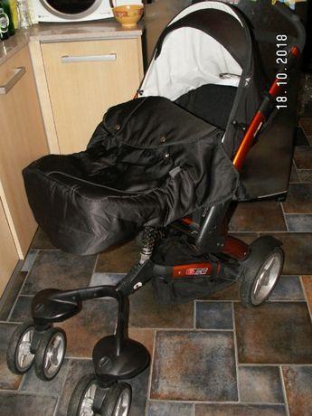 Бебешка количка 3 в 1 ABC Design 6-Tec