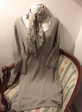 Rochie dama tricotata semnata C&L