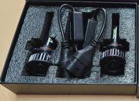 Set Led HB4 6000K 110W cu ventilator