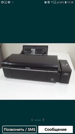 Принтер Епсон Л805