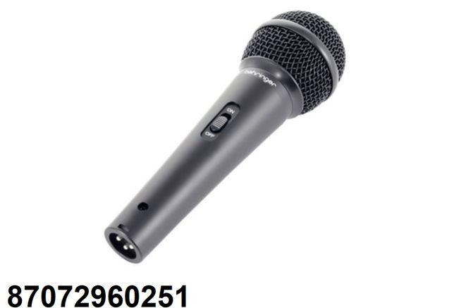 Продам новый вокальный микрофон behringer xm 1800 s ultravoice,шнур в