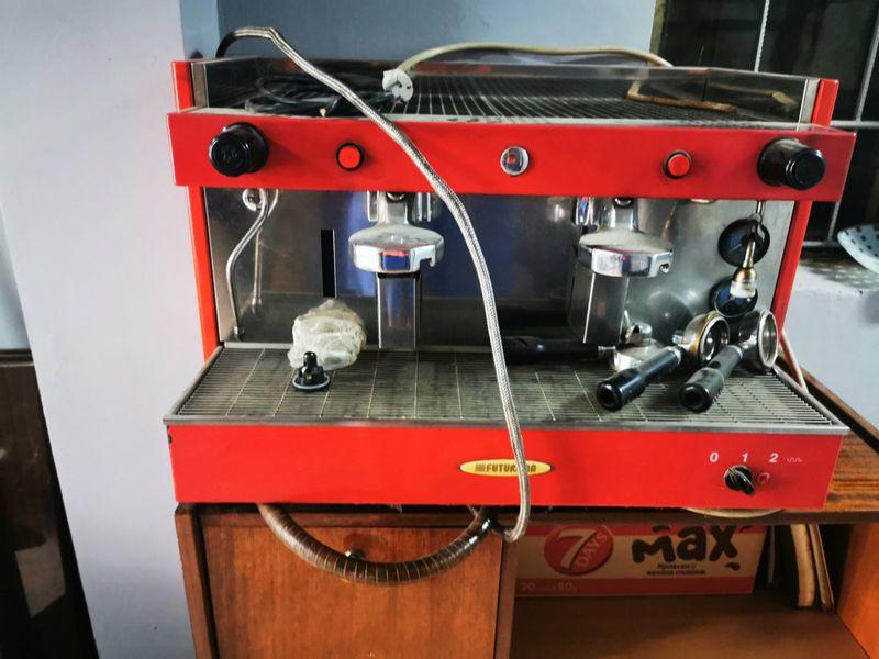 Професионална кафе машина Futurema гр. Плевен - image 1