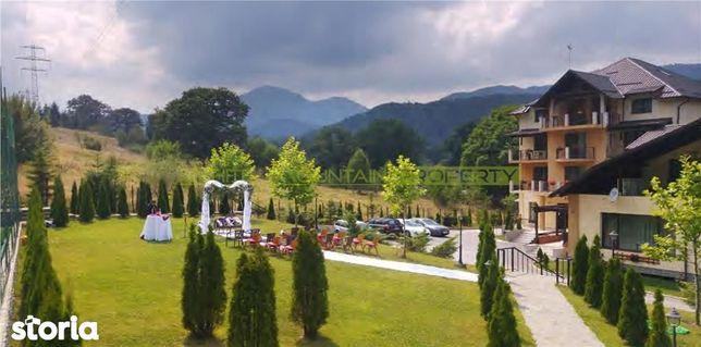 9% ROI, Complex turistic 25 camere, 4*, Dambu Morii, Brasov,