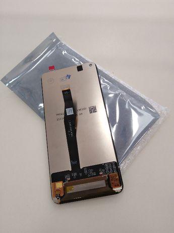 Дисплей с тъч / стъкло за Huawei Nova 5T черен
