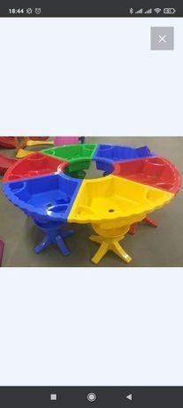 Столик для игры в кинетической песок