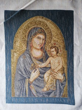 Гоблен Богородица