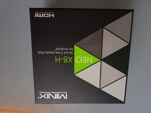 Minix NEO X8-H (SmartTV) Android TV Box
