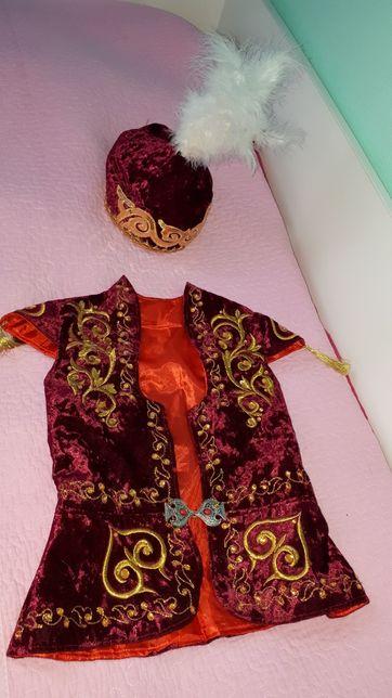 Казахский национальный костюм на 6-8лет
