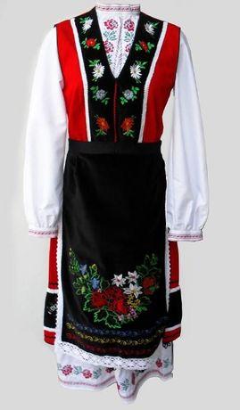 Български народни носии, костюми, мъжки/женски/детски с бродерия