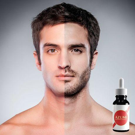 ускоритель роста бороды AZUMI