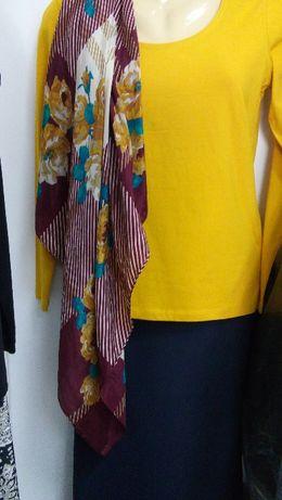 Дамски шалове - 100 % естествена коприна и зимни шалове-ръчно плетиво