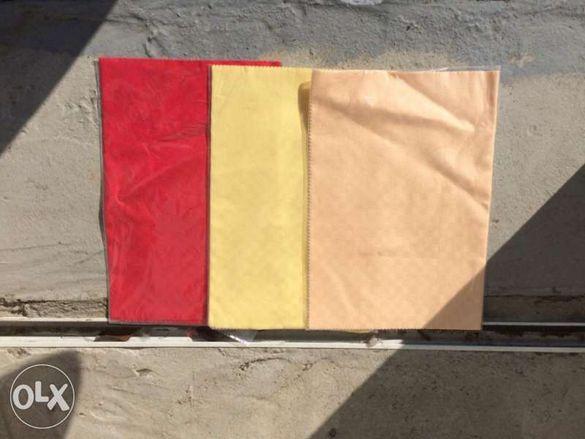 Салфетки от плат Платнени салфетки