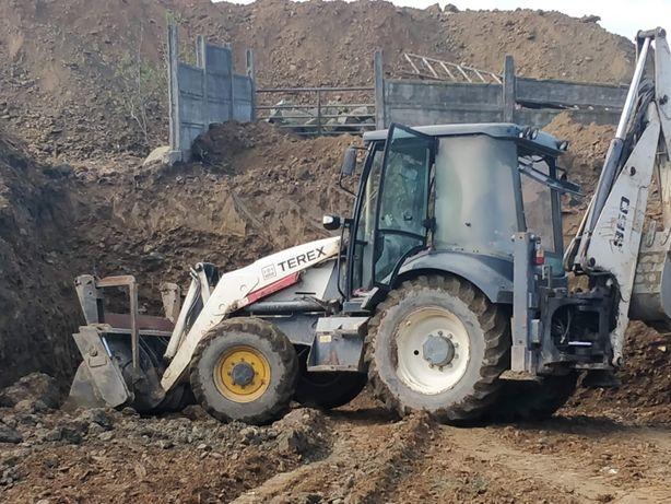 Vand cupa buldoexcavator multifunctionala sau standard