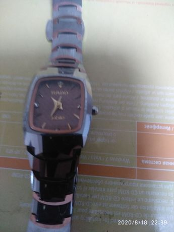 Продам часы циркония